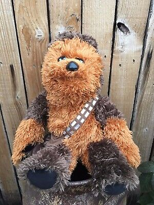 Build a Bear 18 in. Star Wars Chewbacca Bear Plush Toy - UNSTUFFED - New