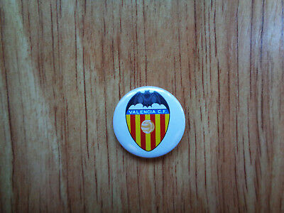 Chapa/Pin/Badge VALENCIA C.F. (ESCUDO)