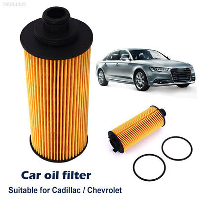 2489 Smooth Cleansing Oil Replacement for Cadillac Chevrolet GSS Oil Filter