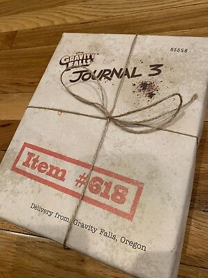 gravity falls journal 3 special edition ebay