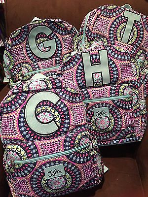 """Justice Girls Initial (C,h,t) """"medallion""""  Backpack Super Cute!!!"""