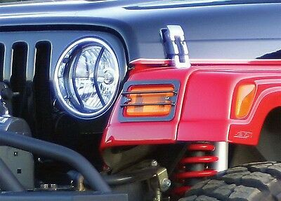 Rampage 86665  Headlight Guard