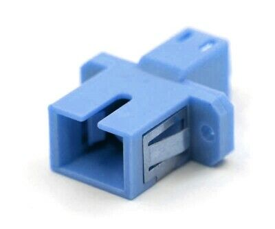 S1-SCLFF SC Female to LC Female Adapter, Polymer Housing, Zirconia Sleeve