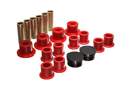 Energy Suspension 4.2154R  Leaf Spring Bushing