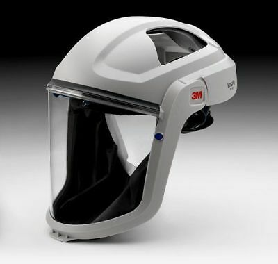3M™ Versaflo™ Respiratory Faceshield Assembly M-107, with Premium Visor and Face