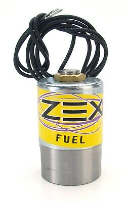 Zex NS6641 Pro Series Outlaw (R) Fuel Solenoid