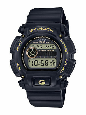 Casio G-Shock Men's Quartz Black Resin Strap 43Mm Watch