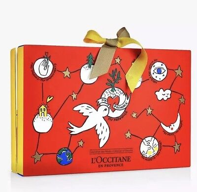 L'Occitane en Provence - Advent calendar 2018 With 24 Items