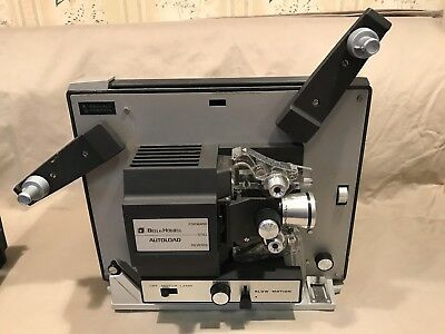 Bell & Howell Autoload Super 8 Movie Projector  - Model 462