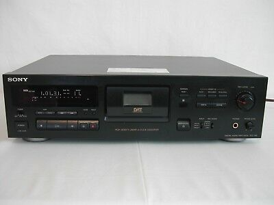 Sony DTC-790 DAT High Density Linear A/D D/A Recorder High End Stereo Equipment