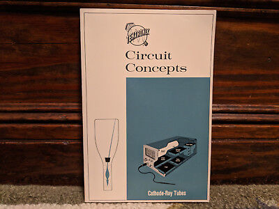 Tektronix Cathode Ray Tubes Circuit Concepts Paperback 1970
