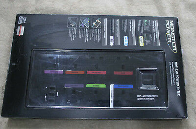 MONSTER POWER HDP 650 - Dual Mode Plus Surge Protection