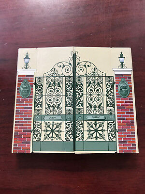 Disneyland Limited Edition Haunted Mansion Pet Cemetary Pin Box Set (5 pins)