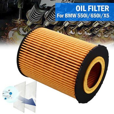 156C Filter Accessorie Car Accessories Cleansing Oil for BMW 550i/650i/X5 GSS