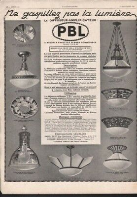 1925 Pbl Ceiling Lamp Light Fixture Home Appliance   Ad 10714