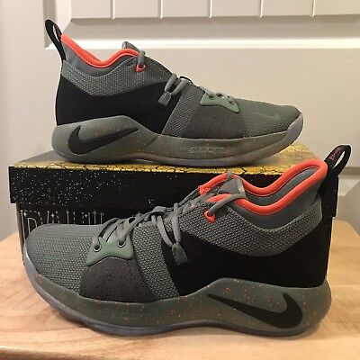 ce49f00fb201 PG 2 ALL-STAR. Palmdale. Paul George. Olive Green Orange. Clay Green ...