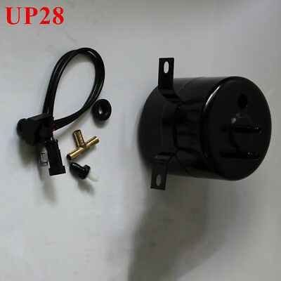 12V Electric Vacuum Pump Power Brake Booster Auxiliary Pump Assembly UP28