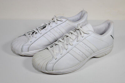 ac73661249ef Adidas Superstar 2G White Size 11.5 Men s Basketball Sneakers SS Fresh Ultra