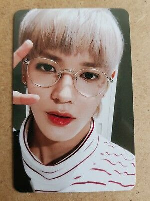 NCT # 127 TAEYONG Authentic Official PHOTOCARD REGULATE 1st Repackage Album