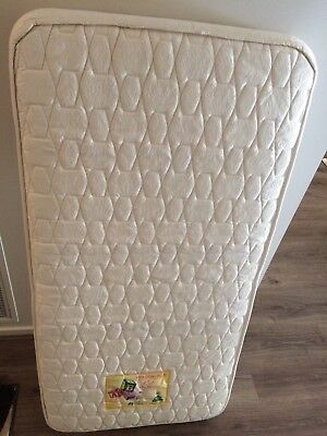 Cot Mattress For Euro Toddler Beds