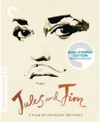 Jules and Jim [Criterion Collection] (Blu-ray Used Very Good)