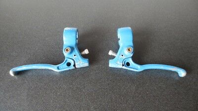 Haro 1986 Master BMX Dia Compe Tech 5 Levers ~ Very Rare Early Locking Levers