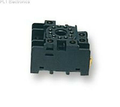 Omron Industrial Automation - PF113A-E - Douille,Din / Surface,11 Broche,Relais