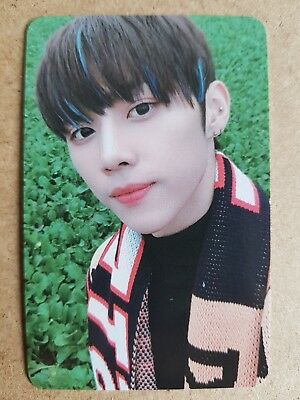 THE BOYZ SUNWOO [In The Air] Authentic Official PHOTOCARD THE ONLY 3rd Album