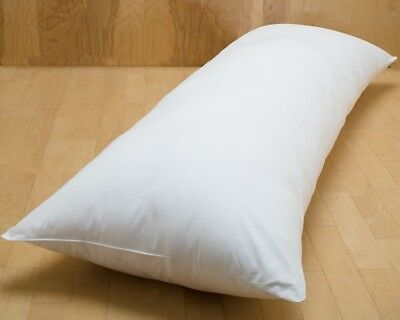 Maternity, Pregnancy, Bolster Extra Long Support Pillow : Double Bed Size