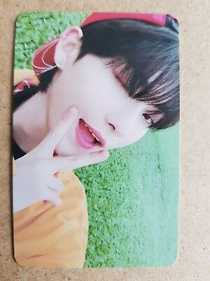 THE BOYZ HWALL [In The Air] Authentic Official PHOTOCARD THE ONLY 3rd Album