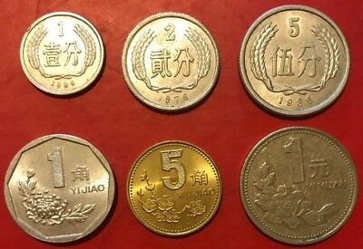 Chinese Coin (6 Coins)