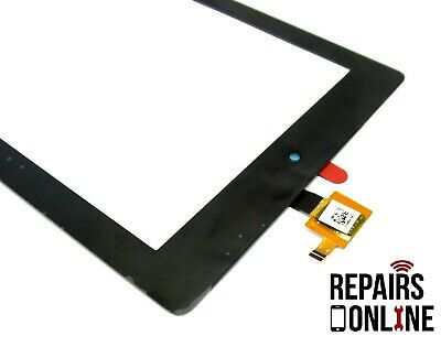 Amazon Kindle Fire 7 Cracked Glass Touch Screen Digitizer Repair Service SR043KL