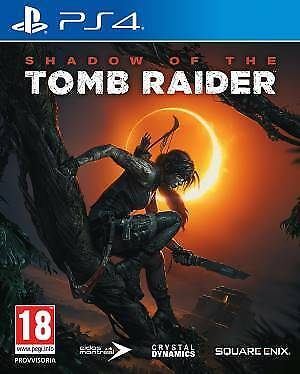 039671 PS4 Shadow of the Tomb Raider *