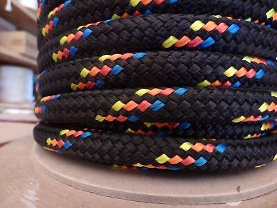 """5/8"""" x 150 ft. Double Braid~Yacht Braid Polyester rope.Made in USA."""