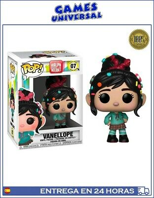 Funko Pop Disney Wreck It Ralph Vanellope