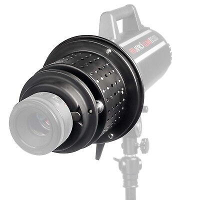 PIXAPRO EF Mount Optical Snoot Spot Projector - Bowens S-Type Fitting