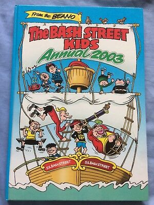 Bash Street Kids Annual Book 2003 From The Beano