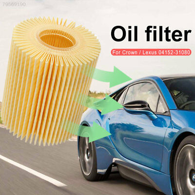 697B Car Parts Lubricating Replacement for Crown 3.0 Lexus GSS Car Oil Filter