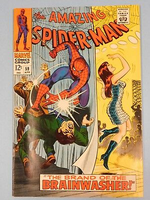 The Amazing Spider-man #59 Silver Age