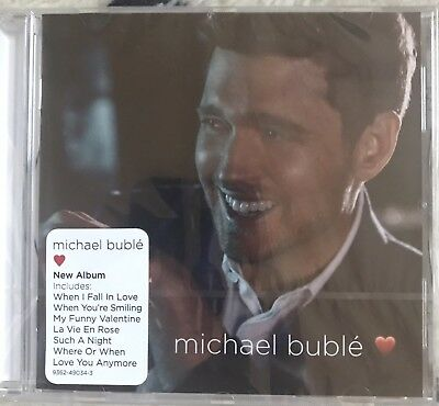 Michael Buble Love Cd - Brand New Sealed
