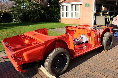 1975 Triumph TR6 - If you have bodywork skills then this is for you.