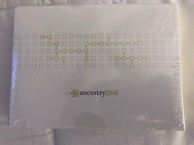 Ancestry DNA, Test kit with ancestry.com Sealed