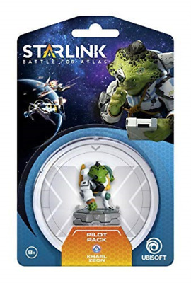Toys-Starlink: Battle for Atlas - Pilot Pack - Kharl Zeon /Video Game Toy NUEVO