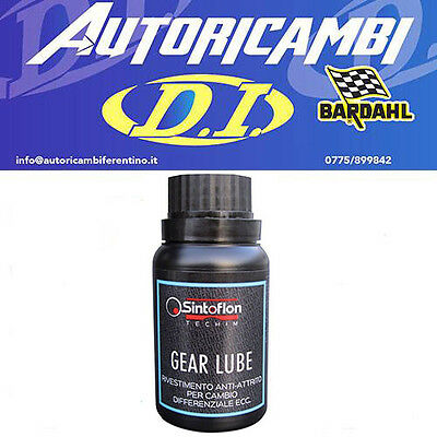 Sintoflon Gear Lube 125 Ml Antiattrito Cambio Manuale Teflon Additivo