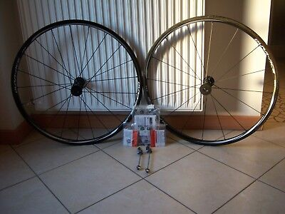 """Shimano Dura-Ace """"WH-9000-C24-TU"""" wheelset (Real weight: 1139g) SPECIAL PRICE!!!"""