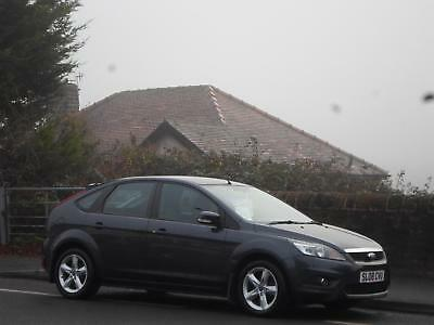 2008 08 Ford Focus 1.8 Zetec 125 5 Door Hatchback