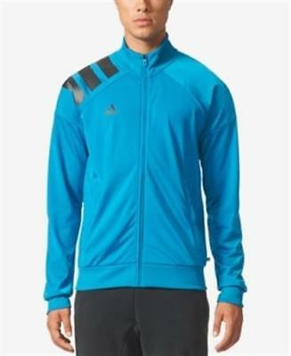 bddc178490be ADIDAS MENS SOCCER Tango Windbreaker! Ash Blue Size medium -  28.50 ...