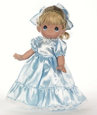 "Disney Peter Pan Wendy Doll Precious Moments 12"" Vinyl Doll"