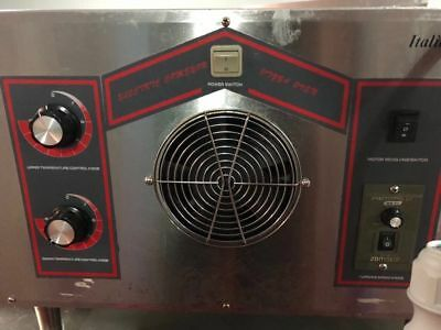 `Electric Single Phase Conveyor Pizza Oven