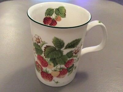 Roy Kirkham Strawberry Fruit Garden Collectors Mug